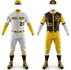 Mill Rats Uniforms